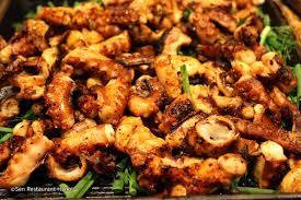 sen cuisine sen hanoi style buffet in hanoi quarter
