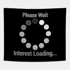 Loading Meme - interest loading meme tapestry teepublic