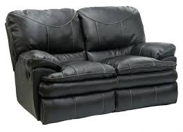 Wallace Leather Power Reclining Loveseat Red Leather Reclining - Ricardo leather reclining sofa