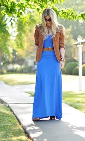 15 lovely ways to wear maxi in fall