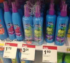 target suave kid u0027s hair products 60 my frugal adventures