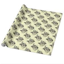 in wrapping paper zazzle