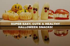 halloween special healthy u0026 super easy halloween snacks the