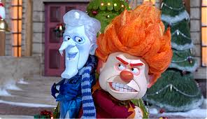 flashback friday snow miser vs heat miser from year without a