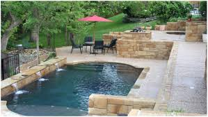 backyards compact small backyard swimming pools outdoor inground