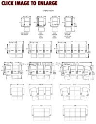 home theater seating dimensions measurements rare best systems