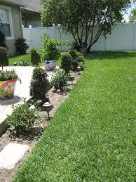garden flower bed border before and after hometalk