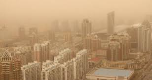 dusty china gales to hit some parts of heilongjiang province china news
