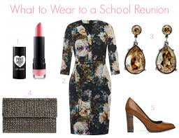 dresses for class reunions what to wear to a school reunion style shenanigans