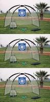 Golf Driving Nets Backyard by Golf Net Callaway Golf 9 Zenith Hitting Net Black And Red