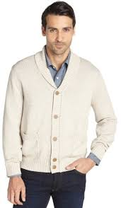 brunello cucinelli beige cotton shawl collar button front cardigan