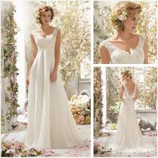 vintage wedding dresses with sleeves softer wide neckline it s a bit of cheasy picture but it s just