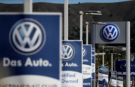 volkswagen group logo volkswagen to drop diesel vehicles in the u s fortune