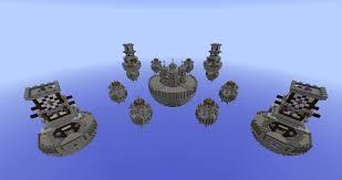 Bed Wars Bed Wars Arena Castle Defenders Minecraft Project