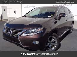 lexus smoky granite mica used lexus rx 450h for sale motorcar com