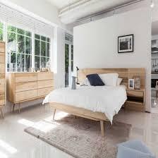 chambre a coucher style la incroyable chambre a coucher style scandinave agendart ivoire