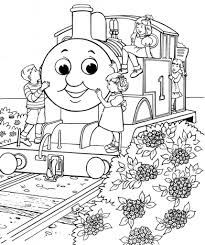 kids n fun 56 coloring pages of thomas the train with thomas the