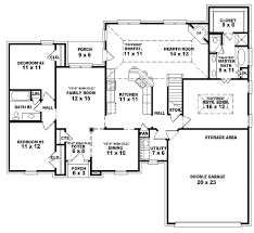 single open floor house plans house plans 4 bedrooms 1 single open floor one 3