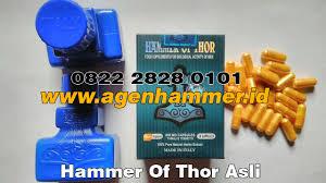 ciri ciri hammer of thor asli agenhammer id