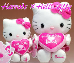 ivyroom rakuten global market kitty loves harrods 14 cm