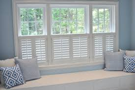 Traditional Interior Shutters Cafe Style Panels Traditional Bedroom New York By The