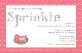 photo baby sprinkle wording for image