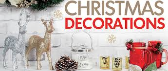 Christmas Decorations Buy Uk by Cheap Christmas Decorations Poundstretcher