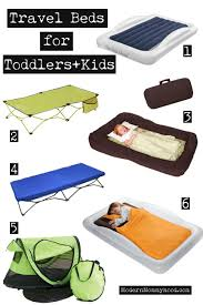 Travel Bed For Toddler images Travel beds for toddlers and kids modernly morgan jpg