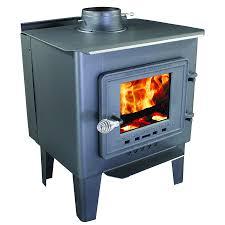 shop vogelzang 1000 sq ft wood burning stove at lowes com