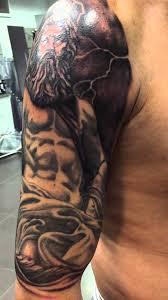 poseidon bobby ikon bg tattoo youtube