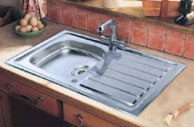 shallow kitchen sink clearwater ph940 94cm wide shallow bowl inset sink for