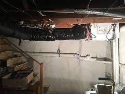county action restoration basement crawlspace encapsulation to
