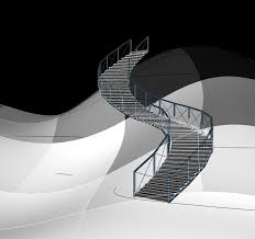 Stair Definition Staircase Generator Parametric Design
