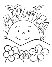 coloring pages download free a new dawn on the new year day coloring pages download free a