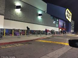 hundreds of shoppers pay 22 an hour to queue up for them