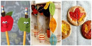 easy fall craft ideas for preschoolers ye craft ideas