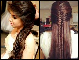 easy hairstyle for long for party easy indian party