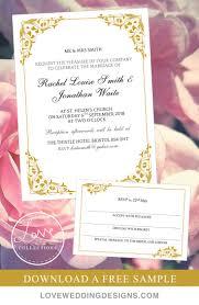 Making Wedding Programs 189 Best Printable Wedding Invitations Images On Pinterest