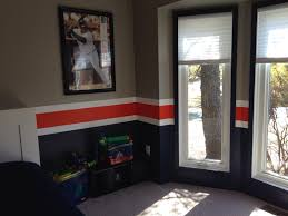 Baseball Decorations For Bedroom by Detroit Tigers Baseball Bedroom For A Young Boy My Finished