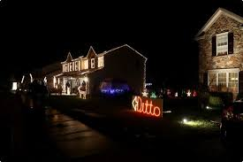 Christmas Lights Ditto An Extreme Christmas Light Show Benefits Animal Rescue League Of