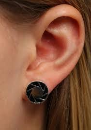 80s earrings portal 2 aperture 80s logo earrings