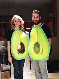 Halloween Costumes Pregnant Couples 25 Avocado Costume Ideas Meme Costume Lol