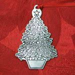 pewter christmas ornaments made in the usa for less silver