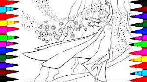 barbie coloring pages youtube disney frozen princess best learning coloring book pages for