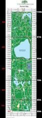 Map Central Park Central Park Popspots