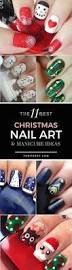 best 25 cute christmas nails ideas on pinterest snowman nail