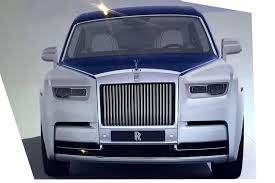 rolls royce light blue new 2018 rolls royce phantom viii by car magazine