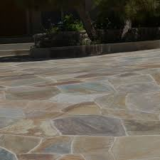 Flagstone Pavers Patio Flagstone Desert Gold Bourget Bros