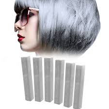 best platinum silver hair dye silver hair hair chalk and silver