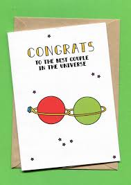 congrats wedding card the design court congrats to the best in the universe